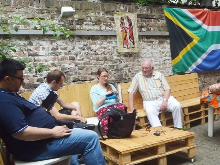 Mandela Sommerfest in Bonn am 21. Juli